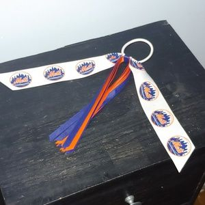 MLB Accessories - NY Mets hair-tie/scrunchie